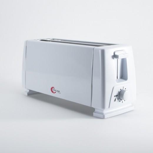Φρυγανιέρα Λευκή OSCARPLUS BH-003B