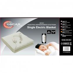 Ηλεκτρική κουβέρτα μονή OSCARPLUS B 201